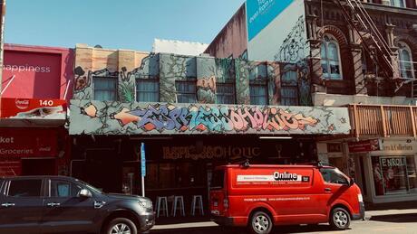 136 Cuba Street, Te Aro