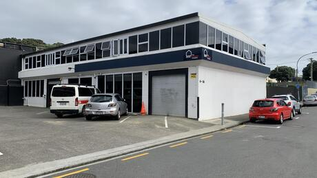 Unit 4/6 Belfast Street, Mt Cook