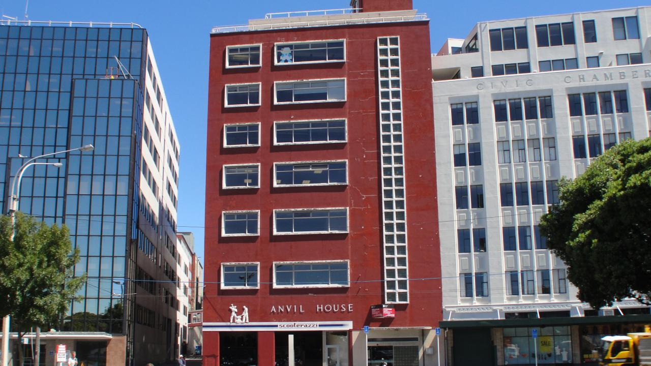 138 Wakefield Street, Wellington Central
