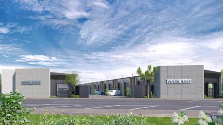 .Work Base , 21 Masefield Street, Upper Hutt Central