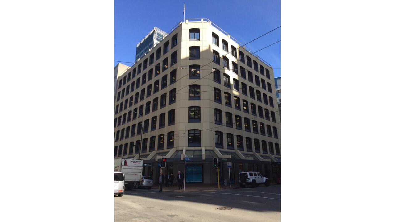 Level 6, 154 Featherston Street, Wellington Central
