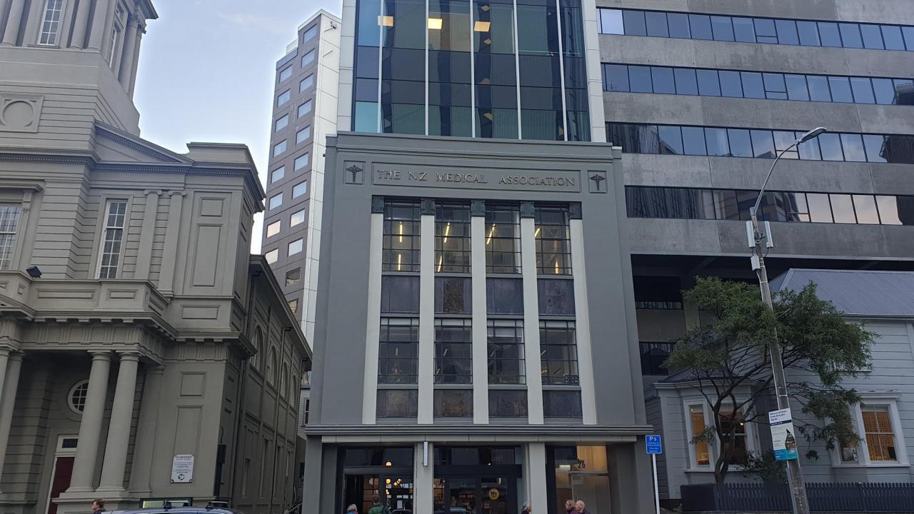 26 The Terrace, Wellington Central