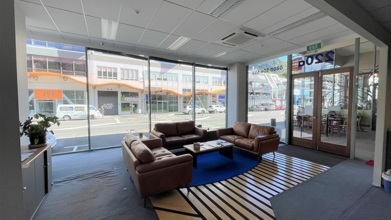 220 Thorndon Quay, Wellington Central