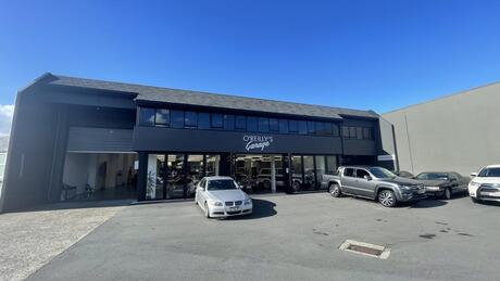 Level 1, 140 Hutt Road, Petone