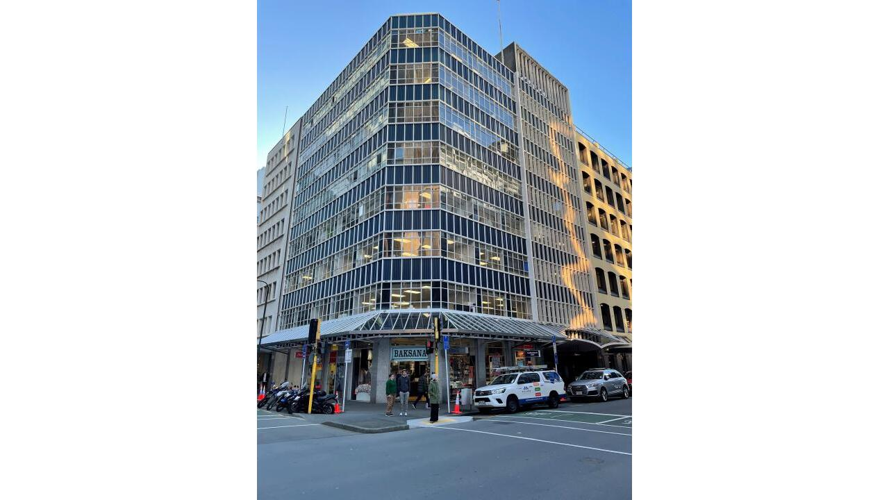 Level 1, 166 Featherston Street, Wellington Central