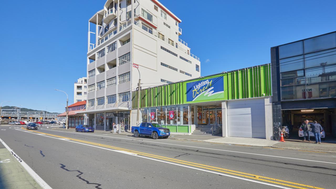 129 Thorndon Quay, Wellington Central