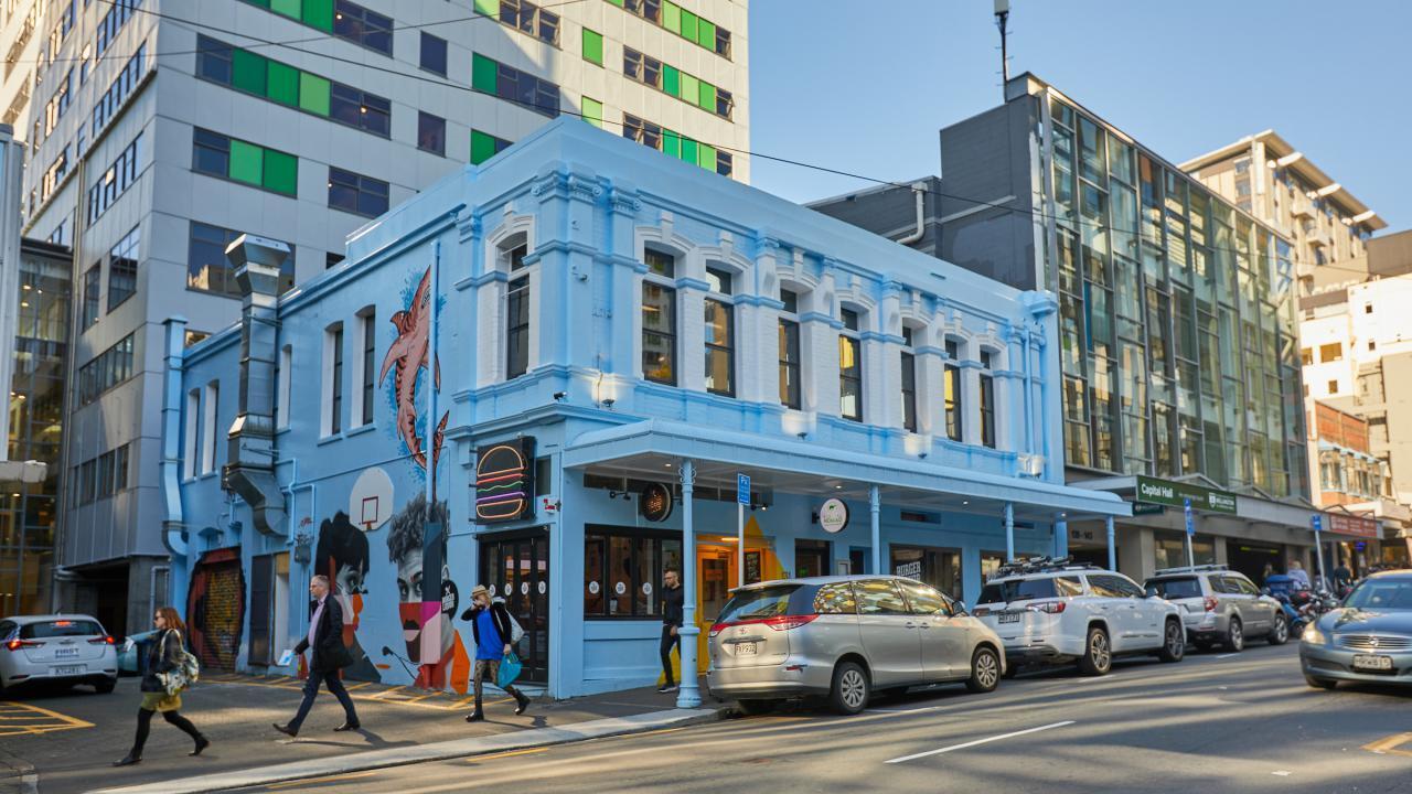 129-131 Willis Street, Wellington Central