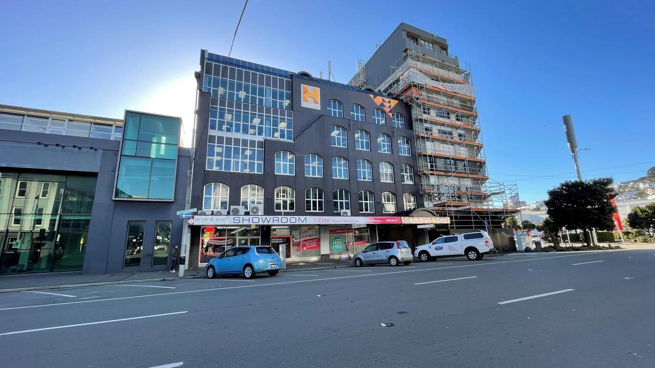 Ground floor/263 Wakefield Street, Te Aro