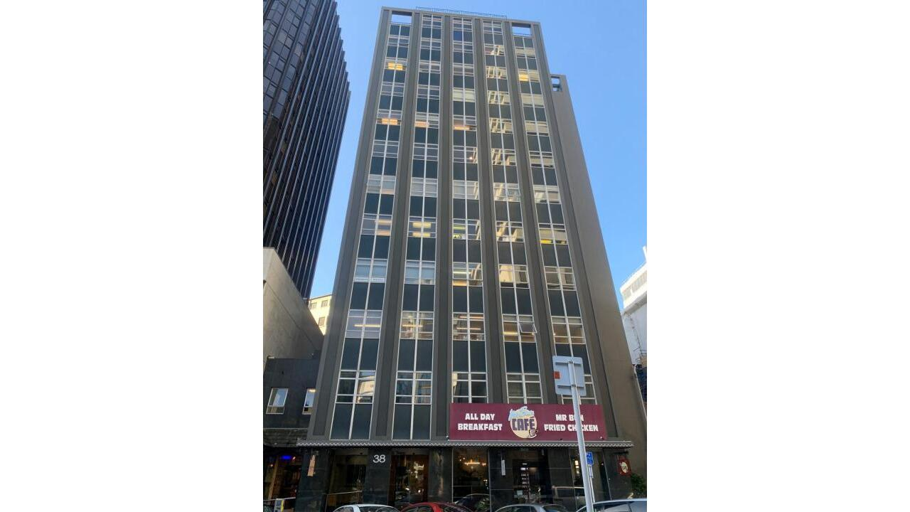 38 Waring Taylor Street, Wellington Central
