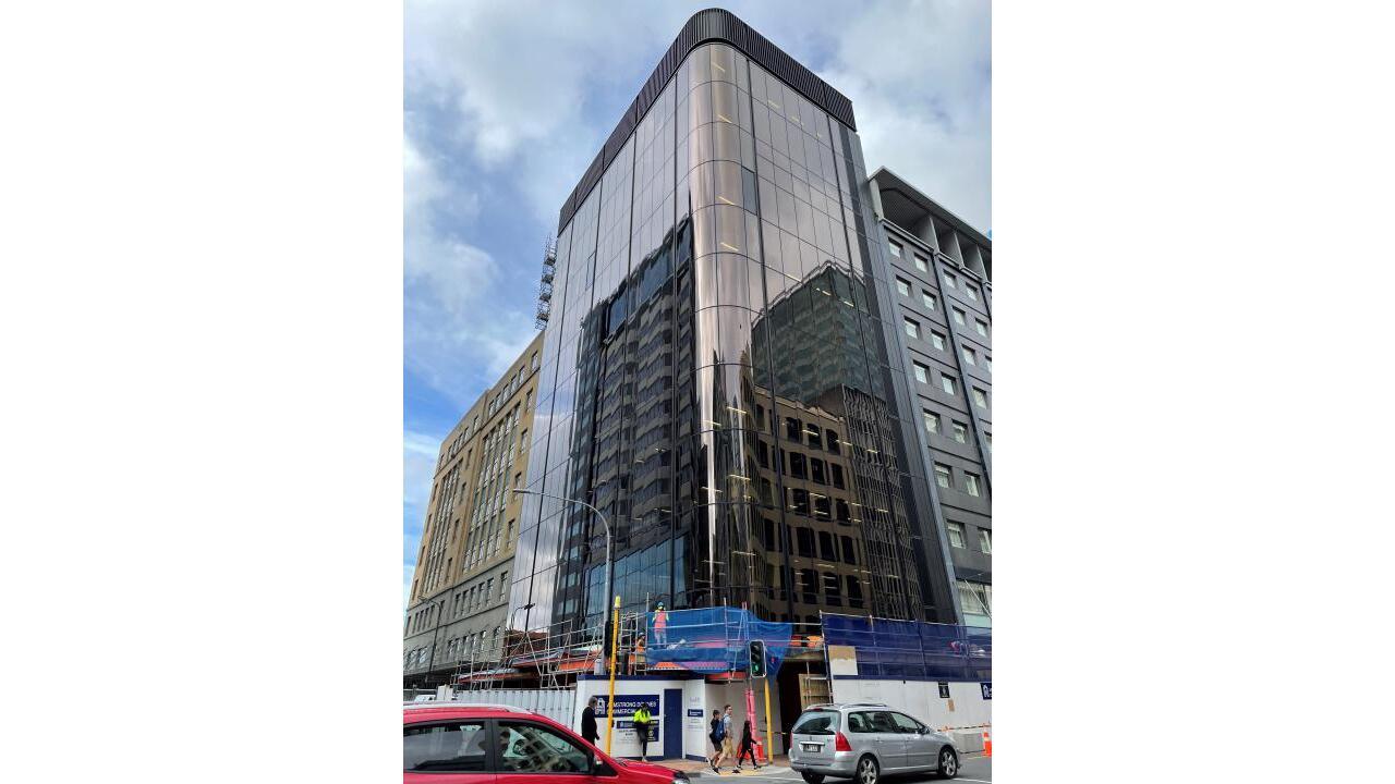 149 Featherston Street, Wellington Central