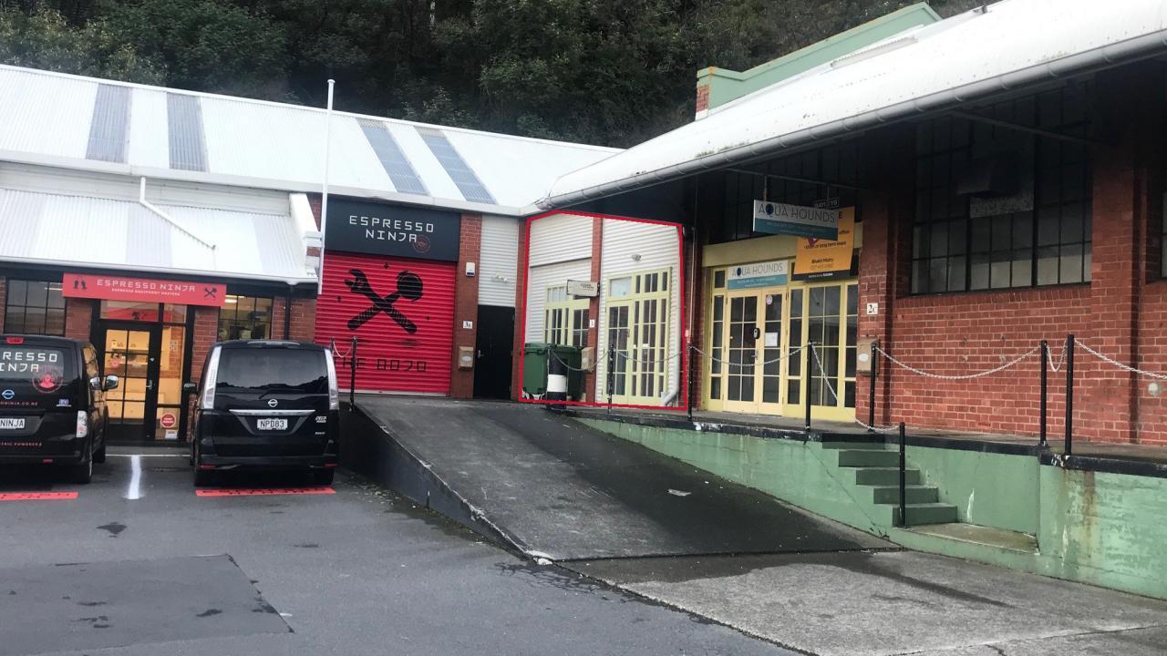 3A, 33 Kaiwharawhara K road Depot, Wellington Central