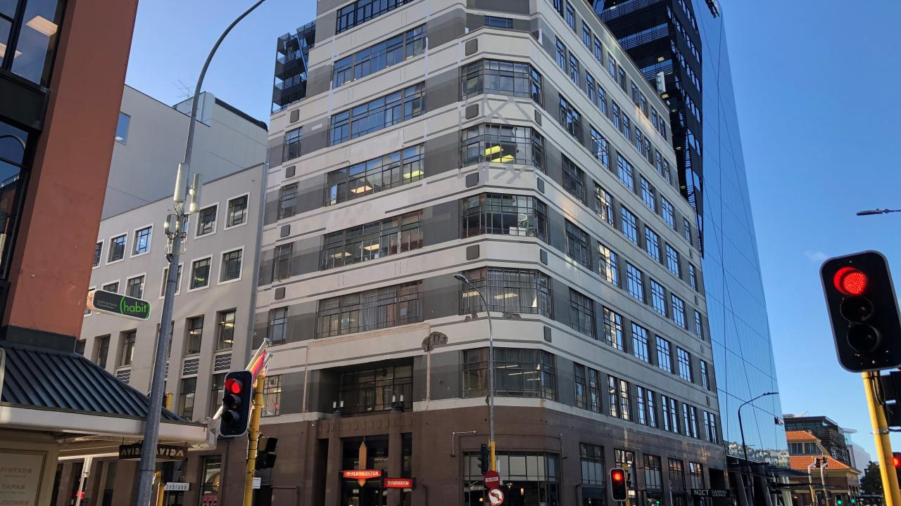 Level 6, 131 Featherston Street, Wellington Central