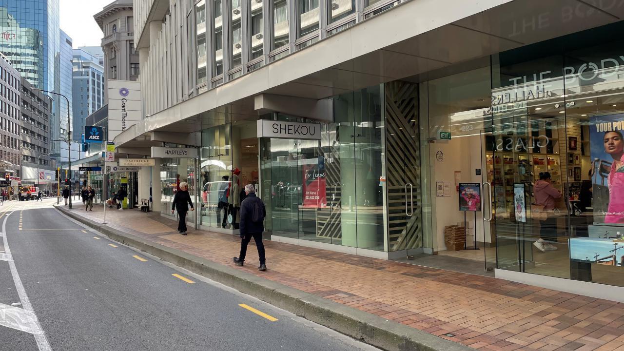 221 Lambton Quay, Wellington Central