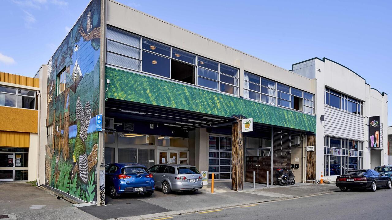 19-21 Hopper Street, Te Aro