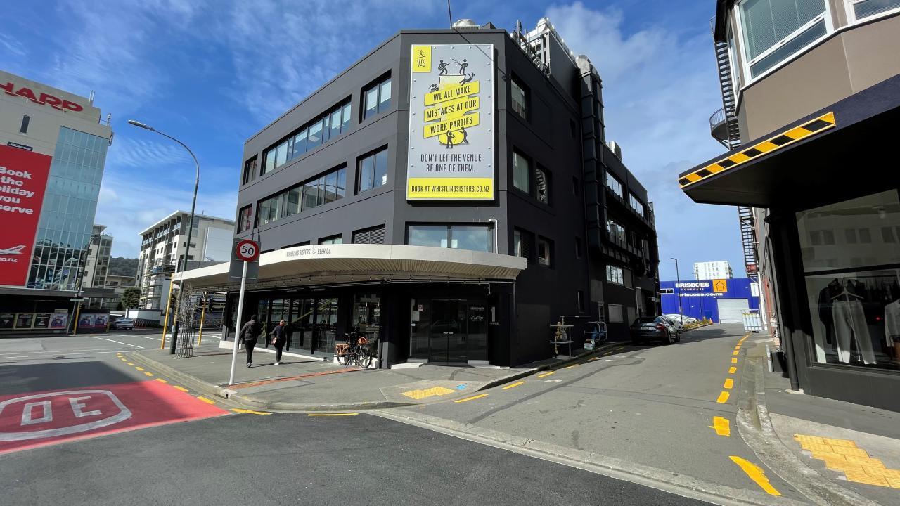 1 Ghuznee Street, Te Aro