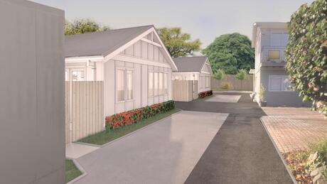 42C and 42D Palmer Crescent, Silverstream