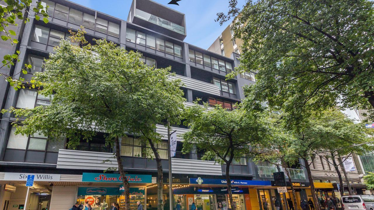601/60 Willis Street, Wellington Central