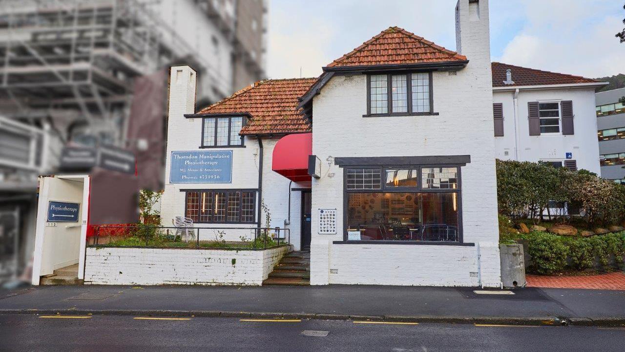 113 Molesworth Street, Thorndon