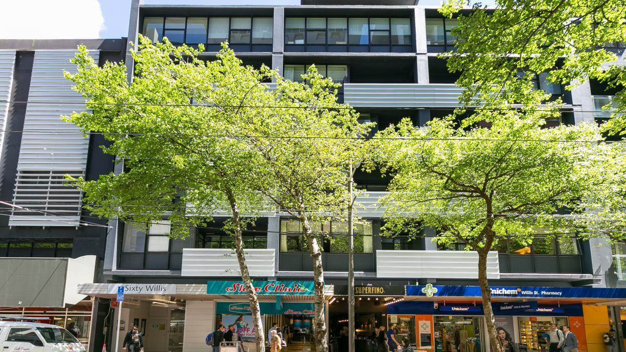 307/60 Willis Street, Wellington Central