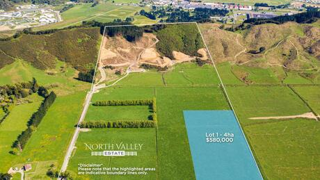 Whitemans Valley