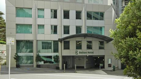 602/12 Bolton Street, Wellington Central