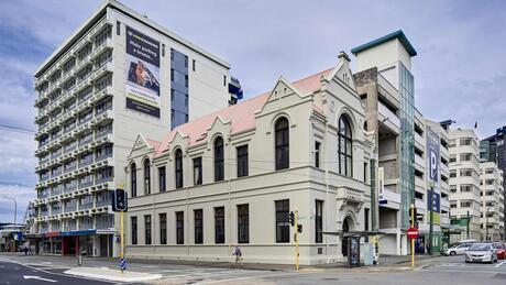 1C/7 Stout Street, Wellington Central