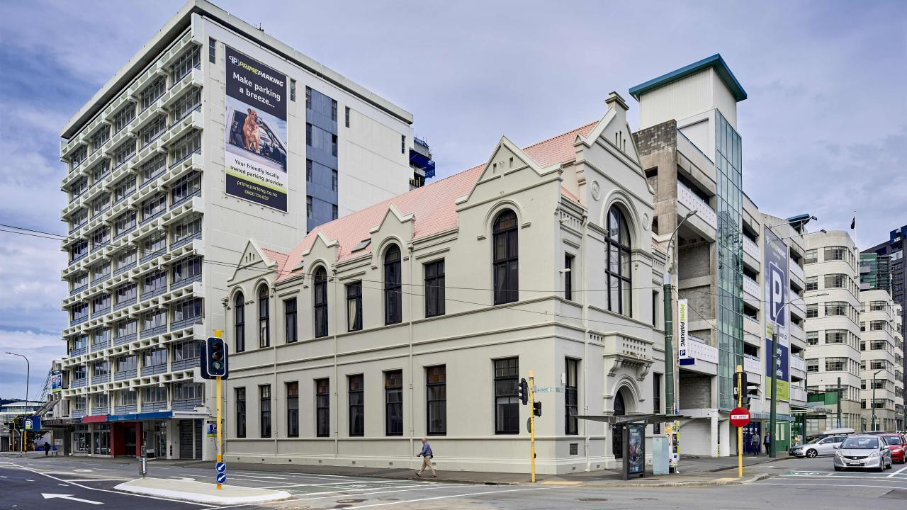1C/7 Stout Street, Wellington Central