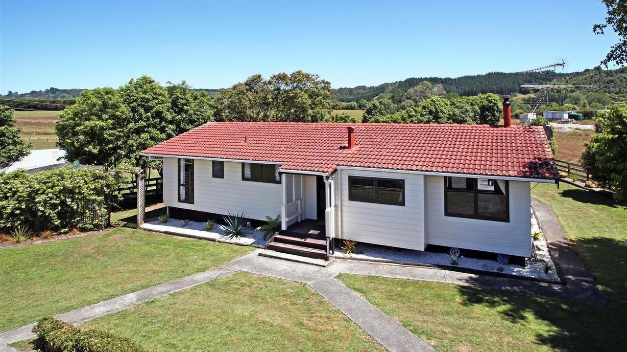194 White Road, Hunua