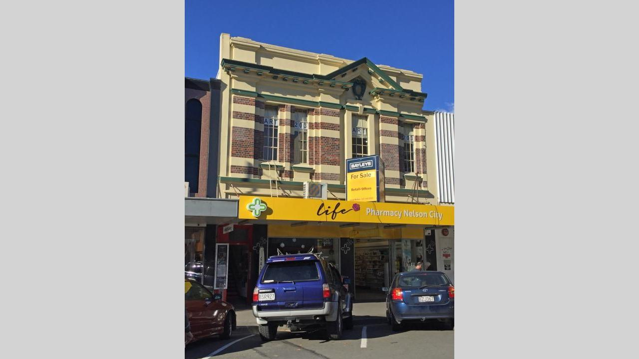 203-207 Trafalgar Street, Nelson