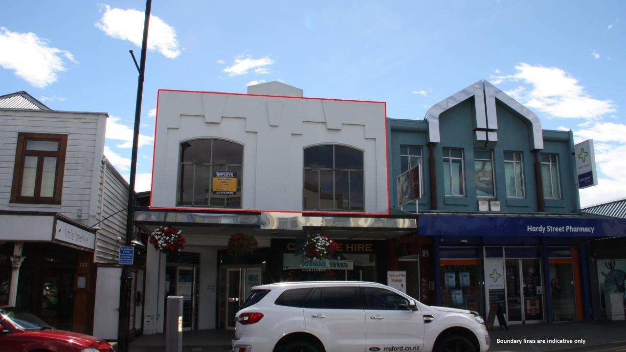 1st Floor/ 127 Hardy Street, Nelson