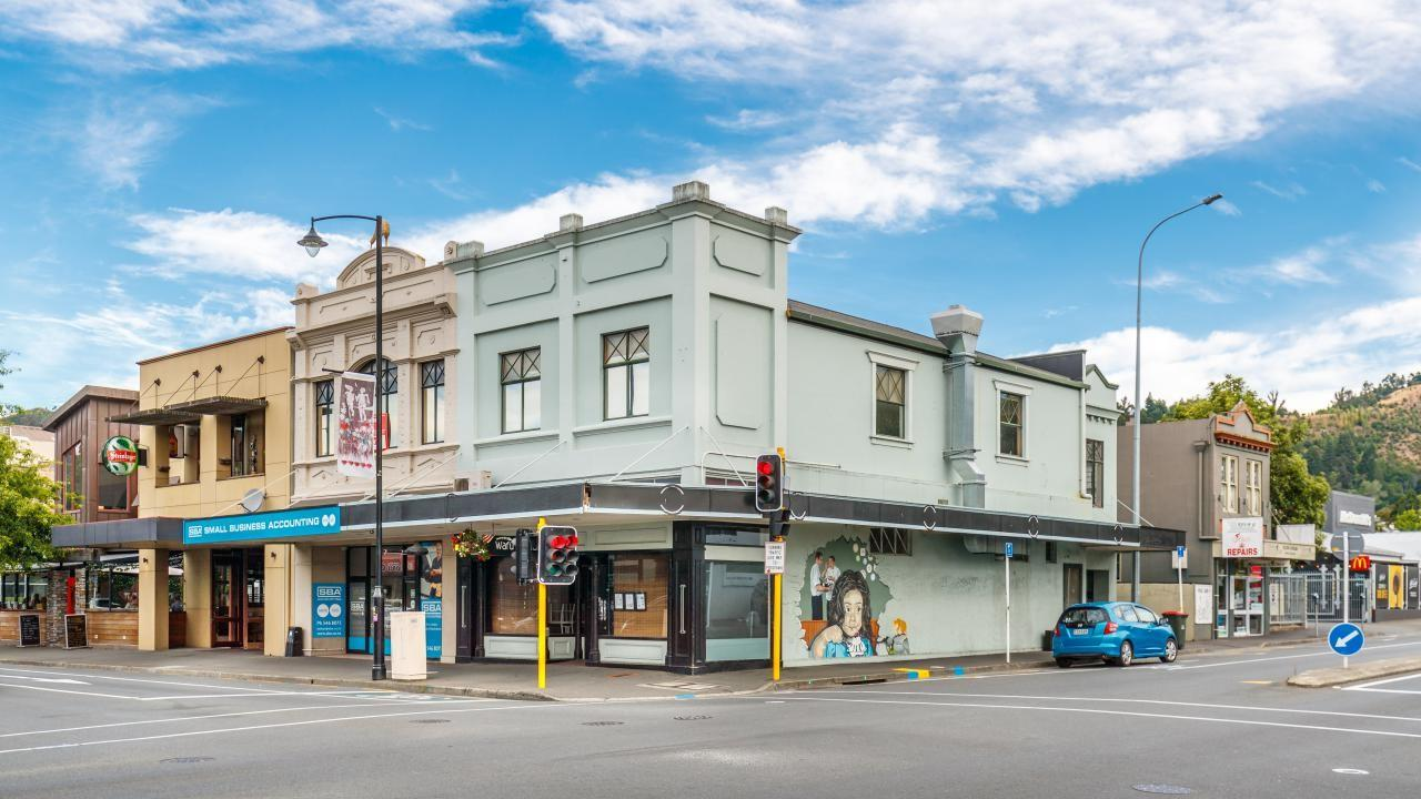80 and 84 Hardy Street, Nelson