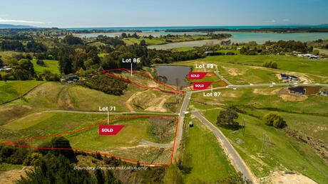 Lot 71, 86, 87, 89  Appleby Hills Subdivision, Redwood Valley