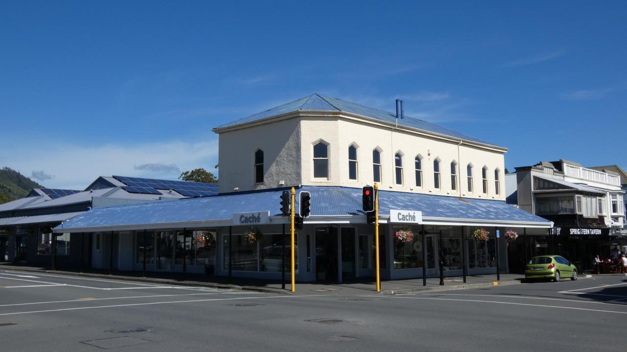 286-290 Hardy Street, Nelson