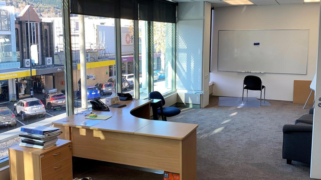 South end office/172-194 Trafalgar Street, Nelson