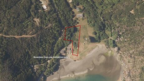 Kapowai Bay, D'Urville Island