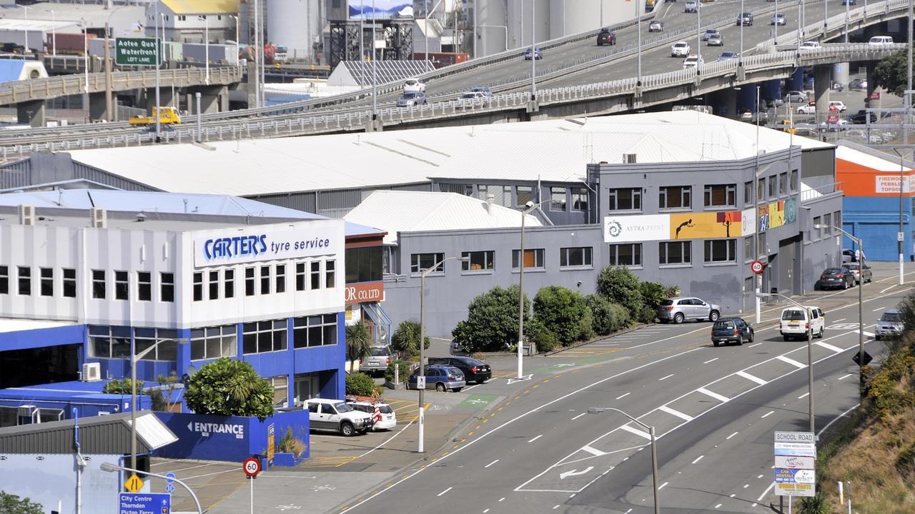 92-96 Hutt Road, Kaiwharawhara, Wellington
