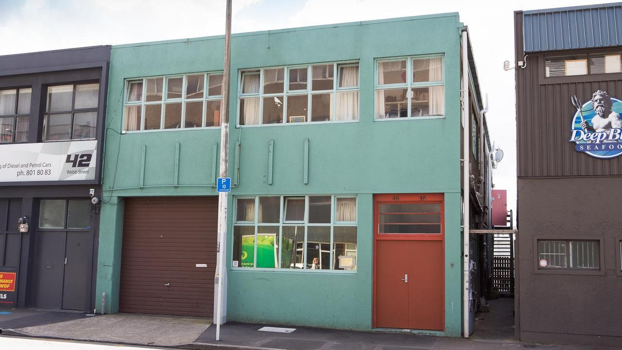 38 Webb Street, Te Aro, Wellington