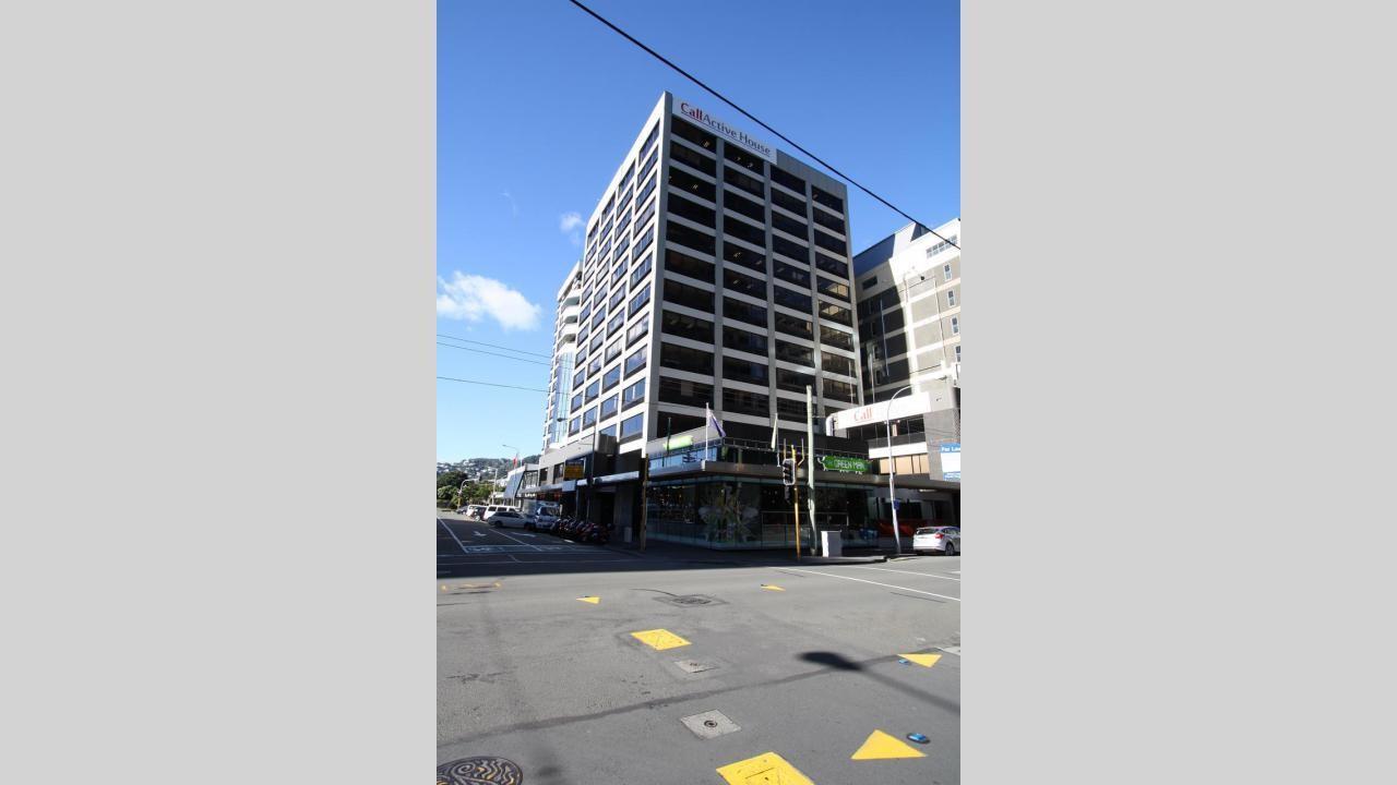 15 Willeston Street, Wellington Central