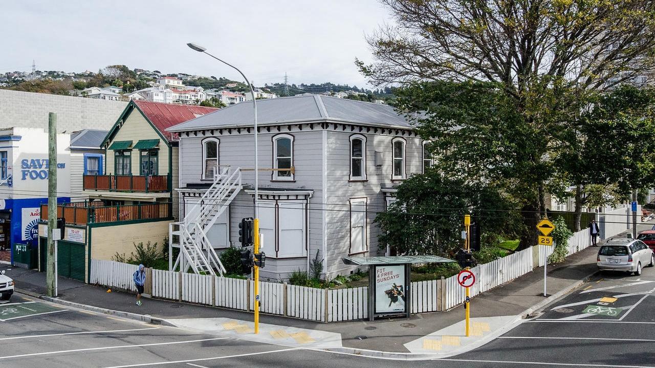 290 Willis Street, Te Aro, Wellington
