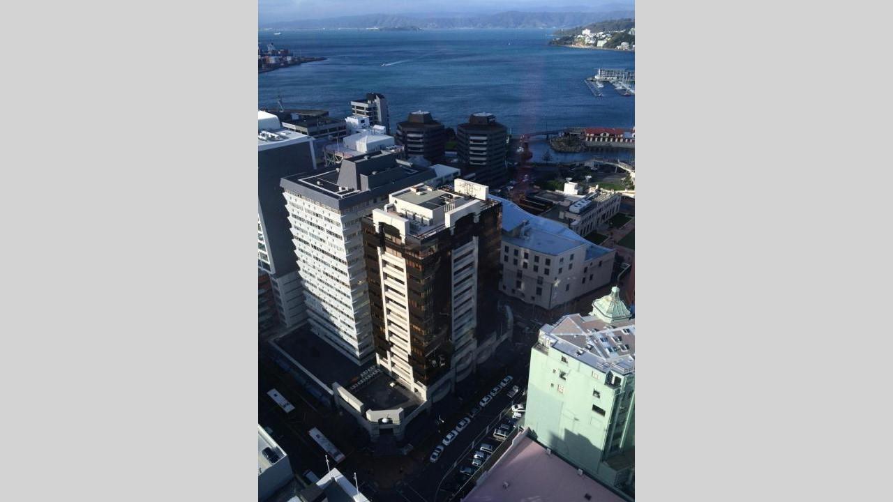 100 Willis Street, Wellington Central