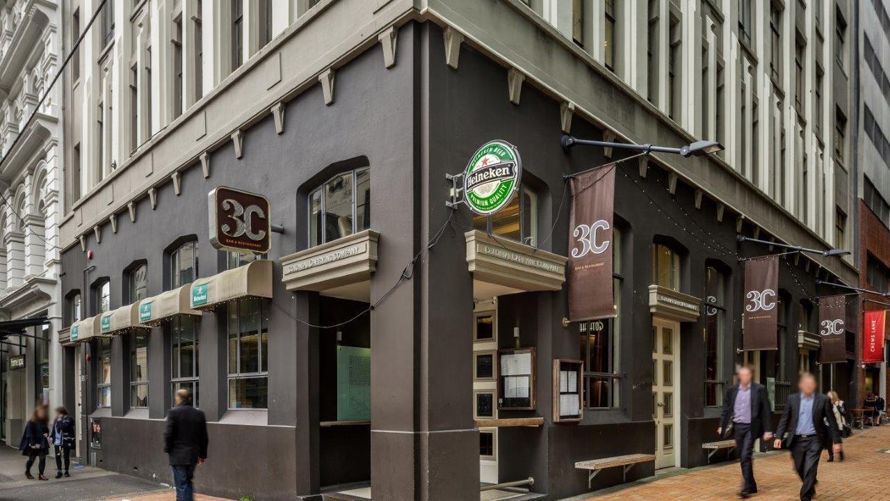 Ground Floor, 56 Victoria Street, Wellington