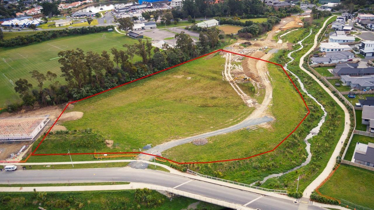 Resolution Drive, Duck Creek, Wellington
