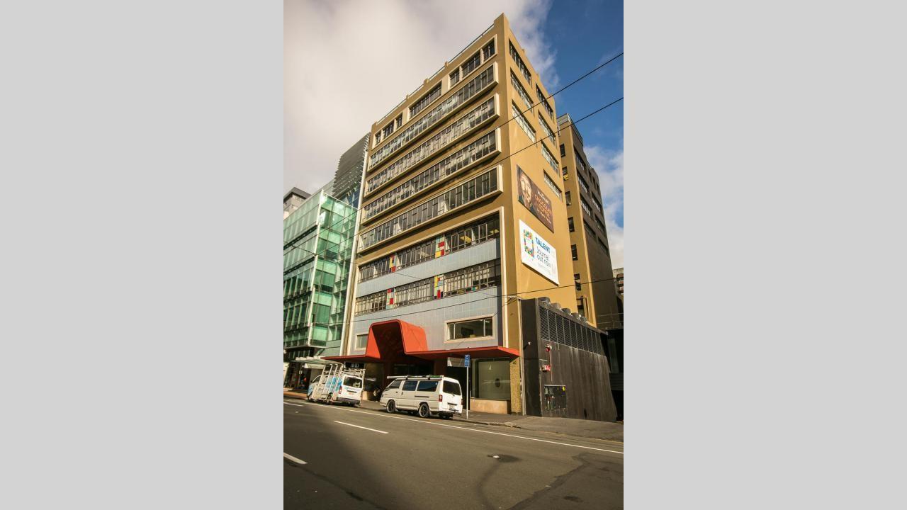 44 Victoria Street, Te Aro