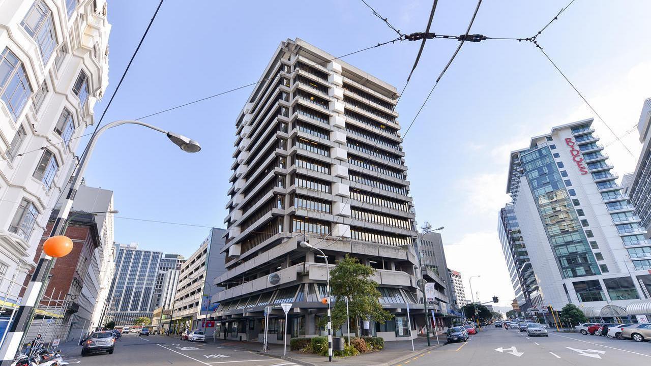 20-26 Ballance Street, Wellington Central