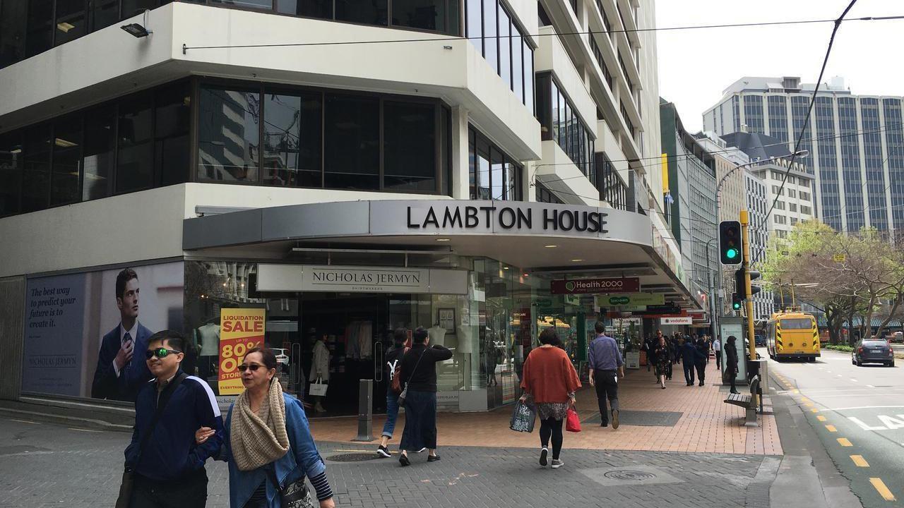 160 Lambton Quay, Wellington Central