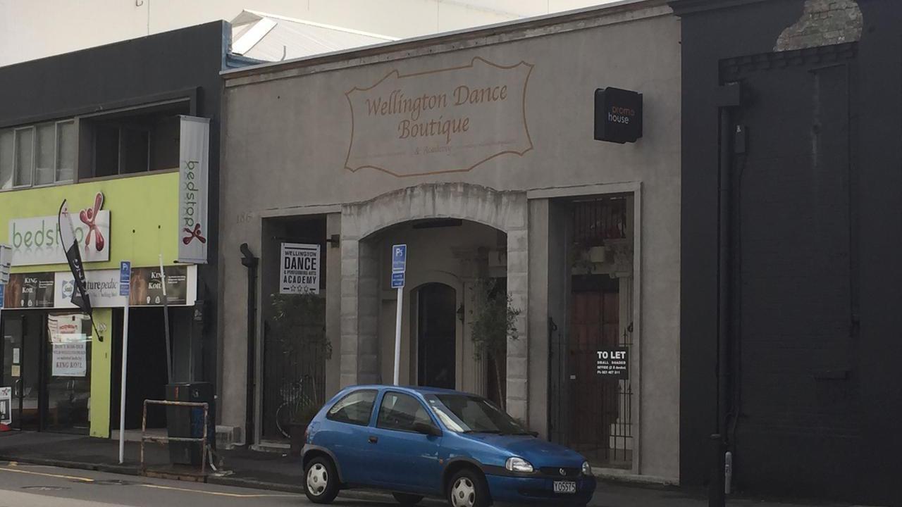 186 Thorndon Quay, Thorndon