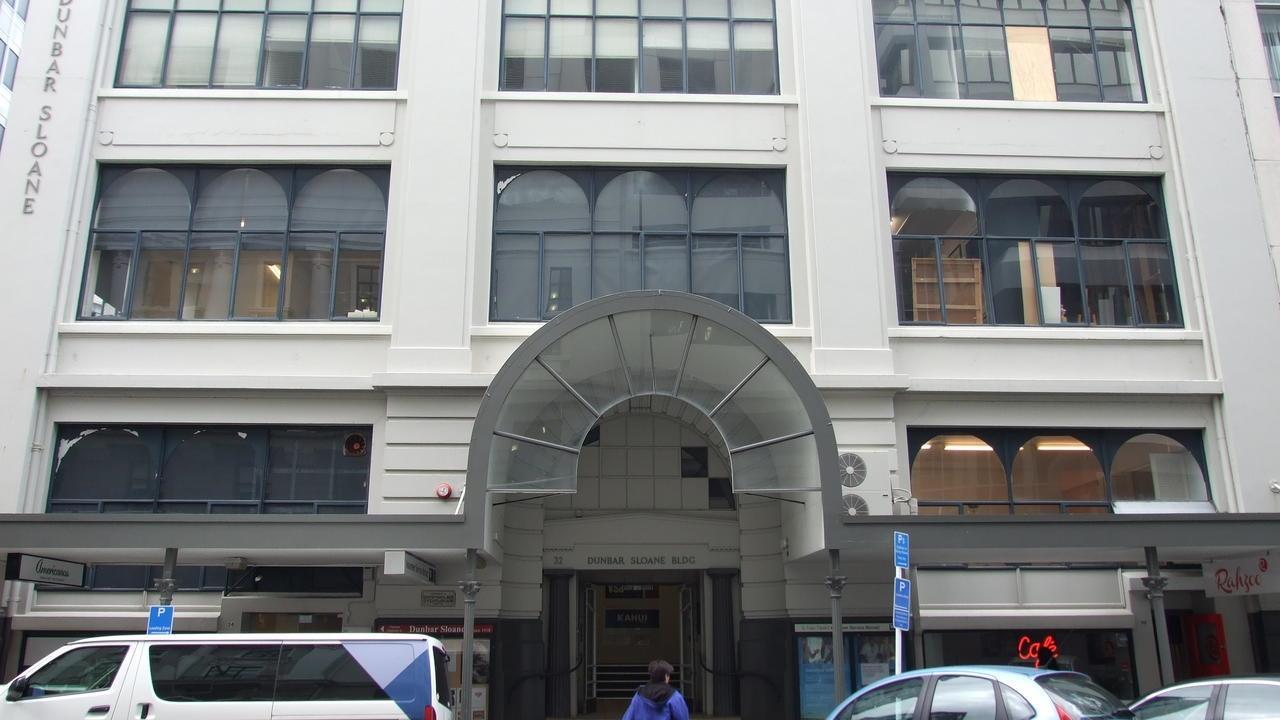 Levels 2 & 3, 32 Waring Taylor Street, Wellington