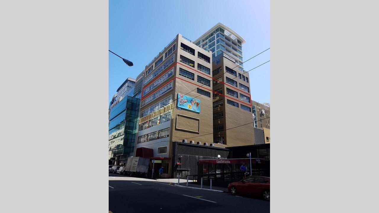 44 Victoria Street, Wellington Central
