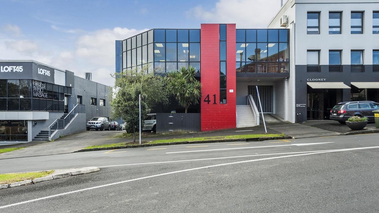 41 & 41A Sale Street, Auckland Central