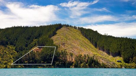 Lot 16  Bay Of Many Coves, Queen Charlotte Sound